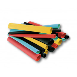 Heat shrink tubing set (240 pieces: 4, 5, 7 and 8 mm)  - 2