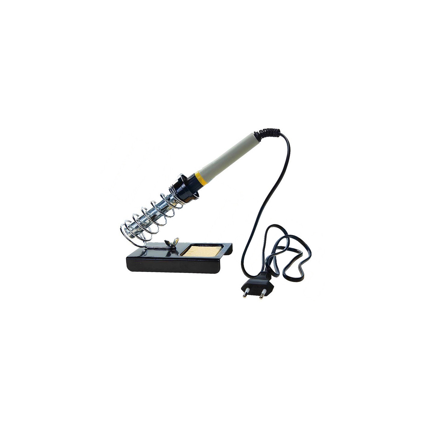 Basic soldering iron (30 W, 1.2 meters cable)