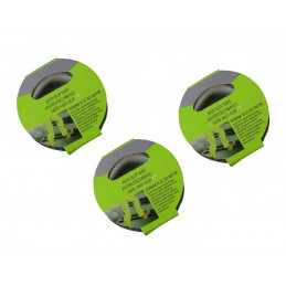 Set of 15 meters anti slip tape (5 cm wide, 15 meters length)  - 1