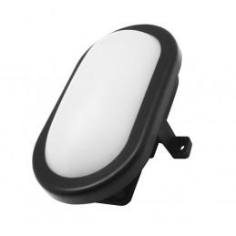 Lampa zewnętrzna Bullseye (220 V, bryzgoszczelna, czarna)  - 1