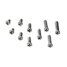 Set mini screws 1.2mm diameter (500 pcs)
