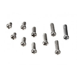 Zestaw mini śrub o średnicy 1,2 mm (500 szt.)  - 2