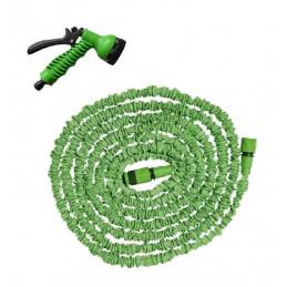 Garden hose with spray gun (expendable, 7.5-22.5 meters)  - 1