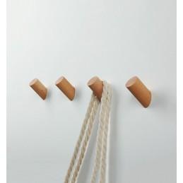 Kleiderhaken aus Holz...