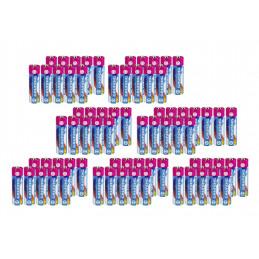 Set van 72 AA-batterijen (Grundig, 2100 mAh, penlites)