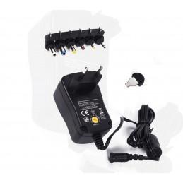 Adattatore universale da 230V (AC) a 3.0-12V (DC)  - 1