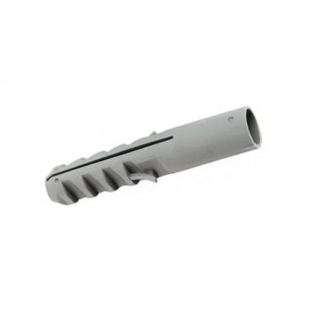 Set of 400 nylon wall plugs (5 mm)